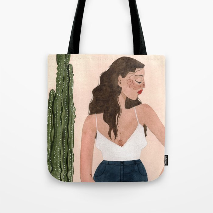 Cactus madness Tote Bag