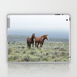 Wild Horses - Steens No. 1 Laptop & iPad Skin
