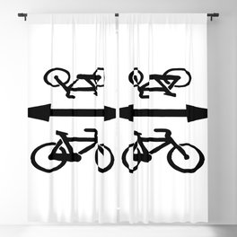 Bike lane Blackout Curtain