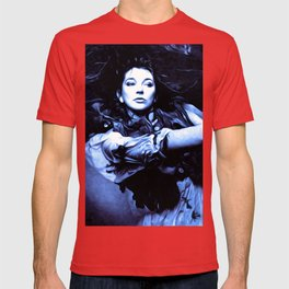 Kate Bush - The Ninth Wave - Pop Art T-shirt