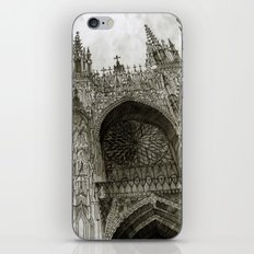 Rouen facade iPhone & iPod Skin