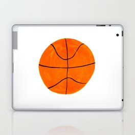 Orange Basketball Laptop & iPad Skin