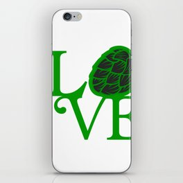 love  - I love beer iPhone Skin
