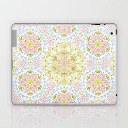 Mandala_Spring Laptop & iPad Skin