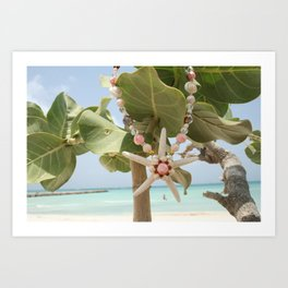 """Be A Star!"" in Aruba Art Print"