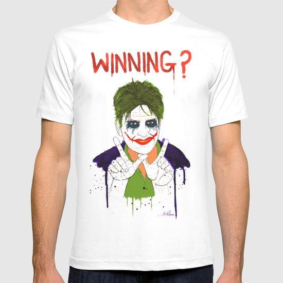 The new joker? T-shirt