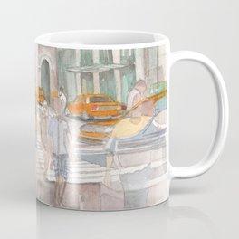 Reflection in the New York City windows II Coffee Mug