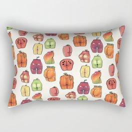Bootylicious Rectangular Pillow