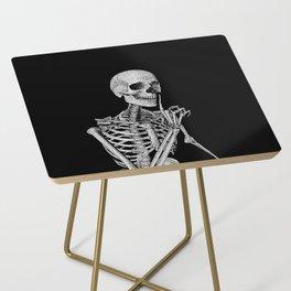 Silence please Side Table