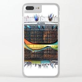InsideSound#5 Clear iPhone Case