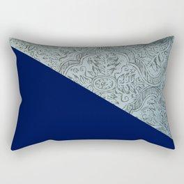 Oriental texture Rectangular Pillow