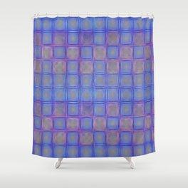 Pastel Jewelbox Shower Curtain