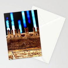 The Light Comes Through Stationery Cards