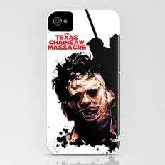 Leatherface: Monster Madness Series iPhone (4, 4s) Slim Case