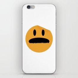 Moustache 02 iPhone Skin
