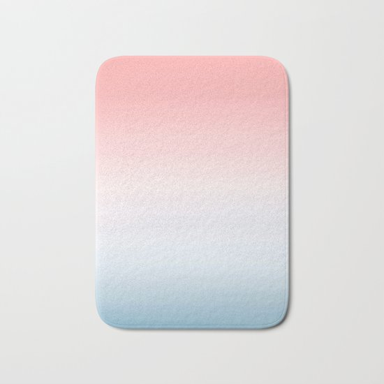Pantone Ombre 2016 Color of The Year Bath Mat