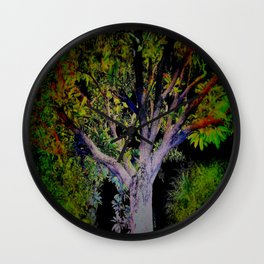 The Scenic Routes Wall Clock