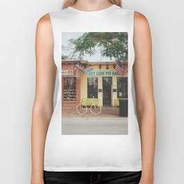 The Original Key Lime Pie Bakery Biker Tank