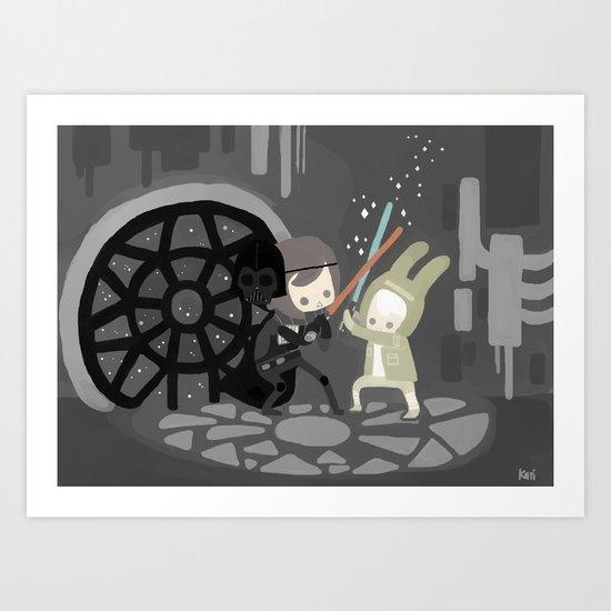 The Empire Art Print