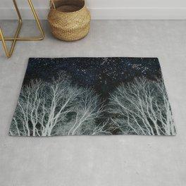 Constellation Forest Rug