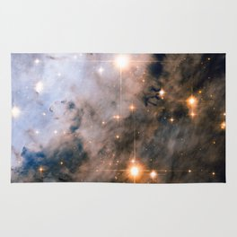Into the Depths of the Eagle Nebula Rug