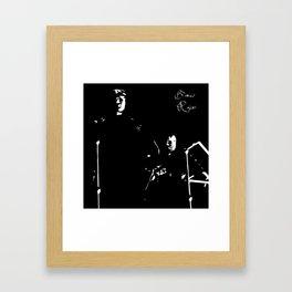 Barnes - Rogers Framed Art Print