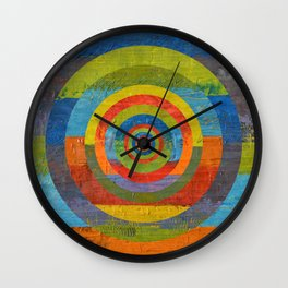 Full Circle Wall Clock