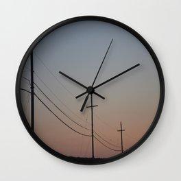 T's Wall Clock