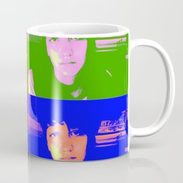 Flop Art Coffee Mug
