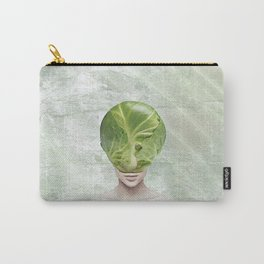 Brussels Sprouts Carry-All Pouch