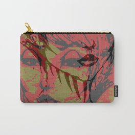 twin demons Carry-All Pouch