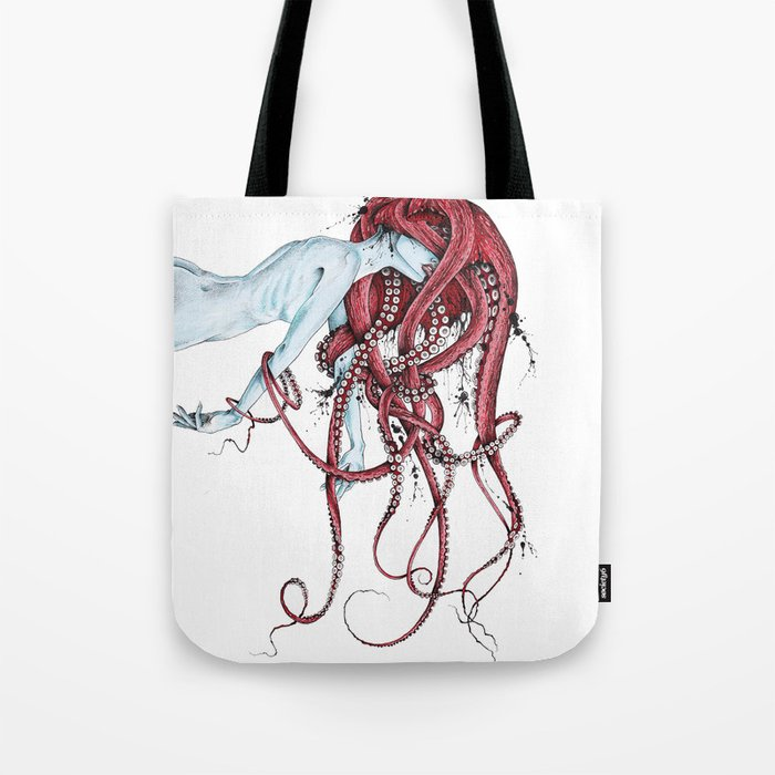 Septoid Tote Bag