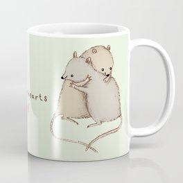 Squeakhearts Coffee Mug