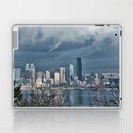 Seattle's shades of gray Laptop & iPad Skin