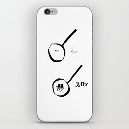 Dedicated to the Kafkaesque iPhone Skin