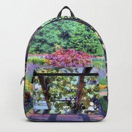 Grape Arbor Backpack