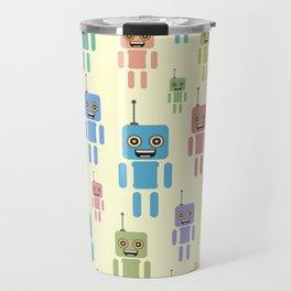 Robotic brothers Travel Mug