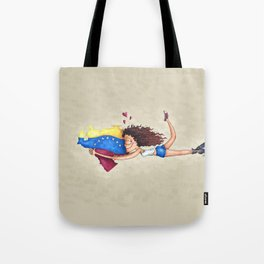 I love Venezuela Tote Bag