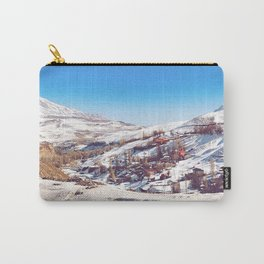 Snowy Village 1 Carry-All Pouch