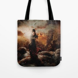 Character Poster Series - The Queen Tote Bag