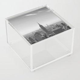 New York City - Empire State Building Acrylic Box