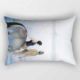 Lake Day Rectangular Pillow