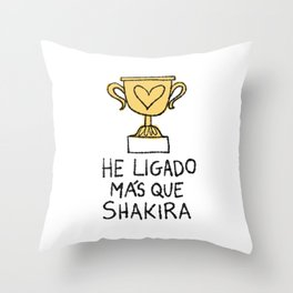 Premio Throw Pillow