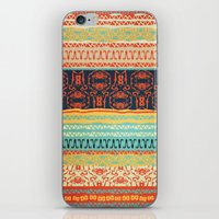 friday iPhone & iPod Skins featuring Friday by Monty