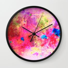Everything is nothing 30 (therefore it was beautiful) Wall Clock