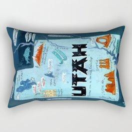 UTAH Rectangular Pillow