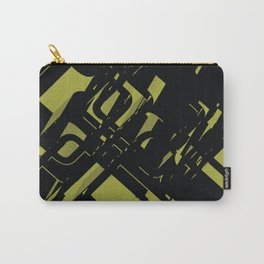 3D Futuristic BG II Carry-All Pouch