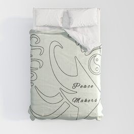 PEACE MAKERS  Comforters