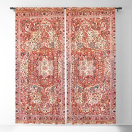 Tabriz Azerbaijan Northwest Persian Rug Print Blackout Curtain