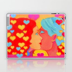 Forms of Love FemaleMale Laptop & iPad Skin